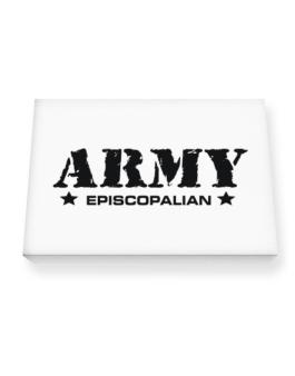 Army Episcopalian Canvas square