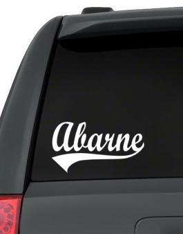 Abarne Decal Pack