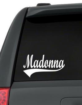Madonna Decal Pack