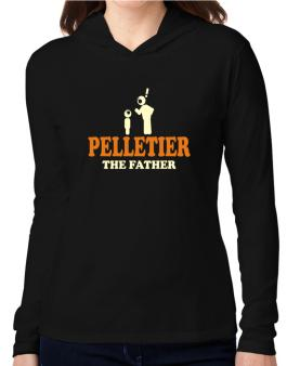Pelletier The Father Hooded Long Sleeve T-Shirt Women