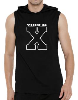 Viho X Hooded Sleeveless T-Shirt - Mens