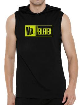 Mr. Pelletier Hooded Sleeveless T-Shirt - Mens