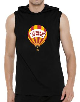 Ive Been To Agusan Del Norte Hooded Sleeveless T-Shirt - Mens