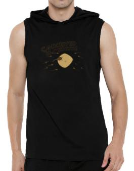 Conceived In Agusan Del Norte Hooded Sleeveless T-Shirt - Mens
