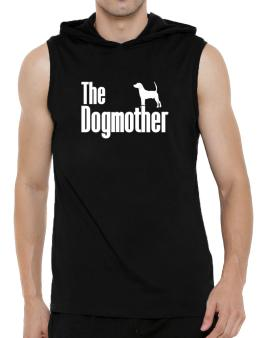 The dogmother Beagle Harrier Hooded Sleeveless T-Shirt - Mens