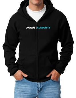 August Almighty Zip Hoodie - Mens