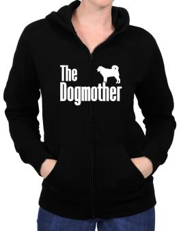 The dogmother Wetterhoun Zip Hoodie - Womens