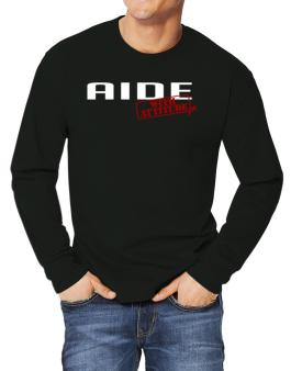 Aide With Attitude Long-sleeve T-Shirt