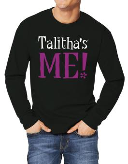Talithas Me! Long-sleeve T-Shirt