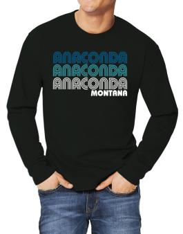 Anaconda State Long-sleeve T-Shirt