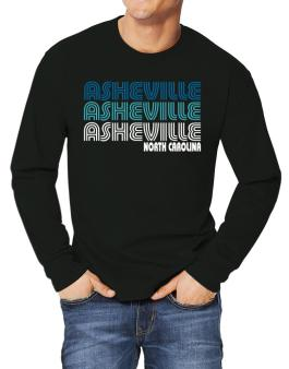 Asheville State Long-sleeve T-Shirt