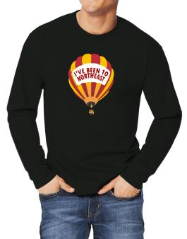 Ive Been To Northeast Long-sleeve T-Shirt