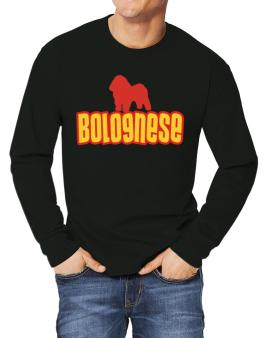 Breed Color Bolognese Long-sleeve T-Shirt