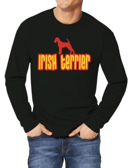Breed Color Irish Terrier Long-sleeve T-Shirt