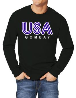 Usa Gombay Long-sleeve T-Shirt