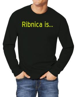 Ribnica Is Long-sleeve T-Shirt