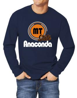 Anaconda - State Long-sleeve T-Shirt