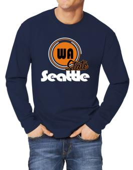 Seattle - State Long-sleeve T-Shirt