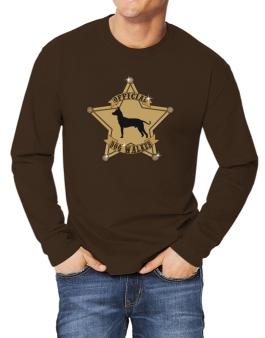 Official Peruvian Hairless Dog Walker Long-sleeve T-Shirt