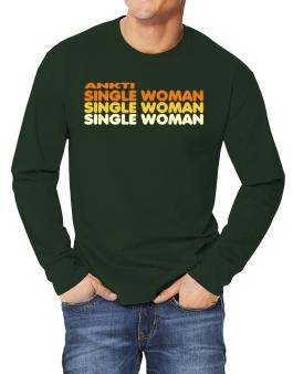 Ankti Single Woman Long-sleeve T-Shirt