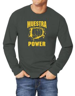 Power Ceviche Long-sleeve T-Shirt