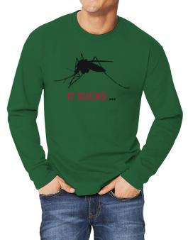 It Sucks ... - Mosquito Long-sleeve T-Shirt