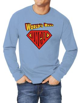 Worlds Best Uncle Long-sleeve T-Shirt