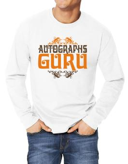 Autographs Guru Long-sleeve T-Shirt
