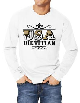Usa Dietitian Long-sleeve T-Shirt