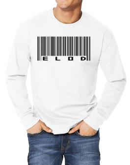 Bar Code Elod Long-sleeve T-Shirt