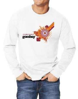 Lets Dance To The Sound Of Gombay Long-sleeve T-Shirt