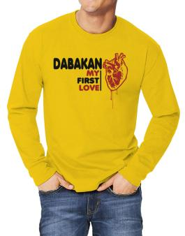 Dabakan My First Love Long-sleeve T-Shirt