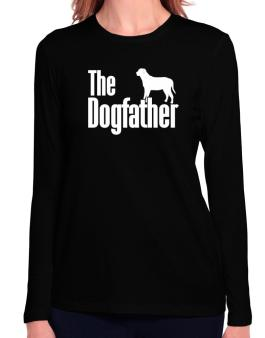 The dogfather Broholmer Long Sleeve T-Shirt-Womens