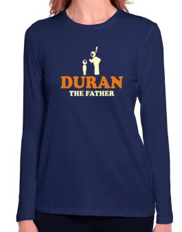 Duran The Father Long Sleeve T-Shirt-Womens