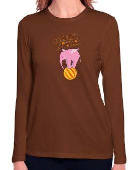 Only In Agusan Del Norte Long Sleeve T-Shirt-Womens