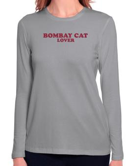 Bombay Lover Long Sleeve T-Shirt-Womens