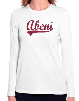 Abeni Long Sleeve T-Shirt-Womens
