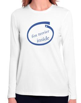 Inside Long Sleeve T-Shirt-Womens