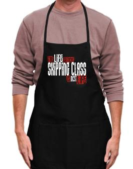 Life Without Skipping Class Is Not Life Apron