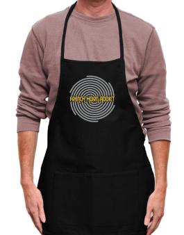 French Horn Addict Apron