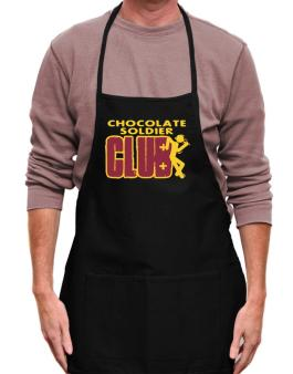 Chocolate Soldier Club Apron