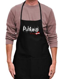 Pahlavani Is In My Blood Apron