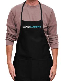 Manny Almighty Apron