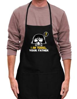 I Am Terrel, Your Father Apron
