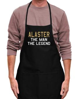 Alaster The Man The Legend Apron