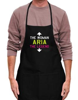 Aria - The Woman, The Legend Apron