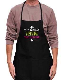 Aubrianna - The Woman, The Legend Apron