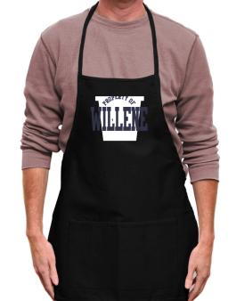 Property Of Willene Apron