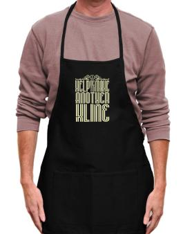 Help Me To Make Another Kline Apron