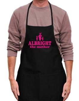 Albright The Mother Apron